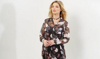 12 chemises printanières pour parfaire un look de grossesse chic et décontracté
