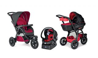 Bons plans : poussette Trio Activ 3 Chicco, siège auto King II Flame Red Römer…