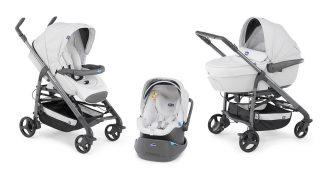 Bons plans : siège auto Rodifix Air Protect Bébé Confort, poussette Trio Love Chicco….