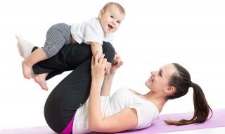 Le corps aussi change après l'accouchement