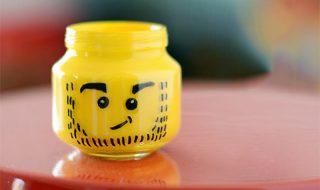 DIY : des pots à crayons totalement Lego !