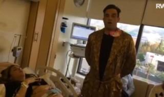 L'épouse de Robbie Williams est sur son 31… même lors de son accouchement!
