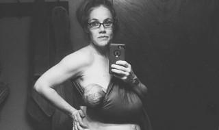 A quoi ressemble le corps d'une femme 24 heures après l'accouchement ?