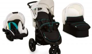 Bons plans : poussette combinée Hauck, chaise haute Bébé Confort…