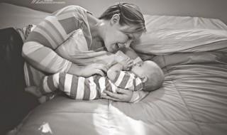 Des photos pour déculpabiliser les mamans qui donnent le biberon