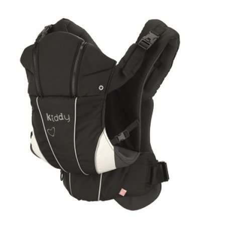 Test : Porte-bébé Heartbeat Kiddy