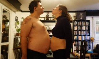 L'annonce de grossesse de Chris et NJ