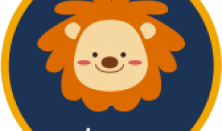 Astro bébé Lion