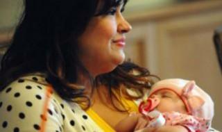 Que s'est-il passe pendant 45 minutes pour cette maman lors de son accouchement ?