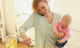 Être maman: un boulot à temps plein!