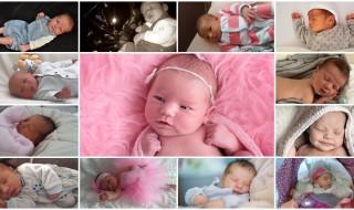 Nos bébés du mois de septembre 2015