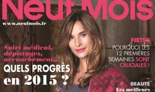 Le magazine Neuf Mois n°145 en vente chez votre marchand de journaux !