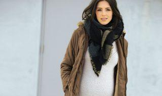 9 parkas de grossesse pour affronter le froid dans un look décontracté