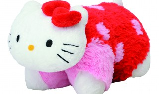 A gagner aujourd'hui : Pillow Pets Hello Kitty