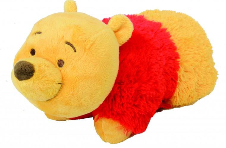 A gagner aujourd'hui : un pillow pets Winnie L'ourson