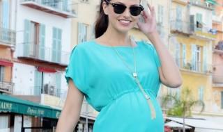 8 petites robes de grossesse craquantes pour le printemps