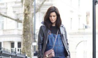7 pièces à piquer à ces fashion blogueuses enceintes pour affronter l'hiver avec style