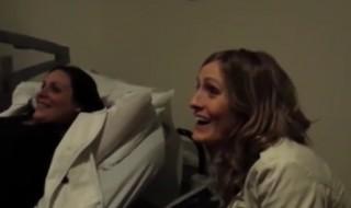 Elle réserve une belle surprise à sa soeur avec son échographie…