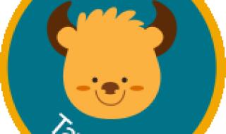 Astro bébé Taureau