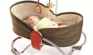 Bons plans : écoute-bébé numérique Tommee Tippee, lit parapluie Babybjörn…