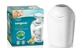A gagner aujourd'hui : Poubelle à Couches Tommee Tippee