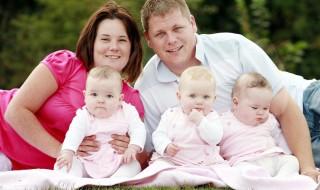 Une maman accouche de triplés… de deux utérus différents