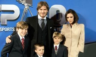 A 36 ans, Victoria Beckham enceinte de son 4ème enfant !
