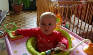 Comment je me suis retrouvée à la merci de bébé
