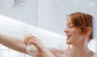 A quoi pensent les mamans sous la douche ?