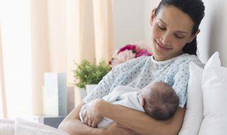 Découvrez l'astuce très originale de cette maman pour accoucher rapidement et sans douleur !