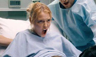 L'accouchement est le seul moment de la vie où….