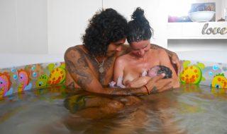 Pourquoi j'ai choisi l'accouchement à domicile pour mes deux enfants
