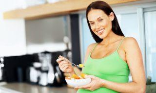 10 règles d'or pour bien se nourrir pendant la grossesse