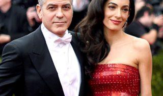 Amal Clooney rejoint le club des futures mamans : félicitations !