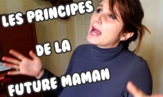 Les grands principes de la future maman VS la maman en réalité, ça donne quoi ?