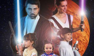 Comme ces futurs parents fans de Star Wars, que la force soit avec toi pour annoncer la venue au monde de bébé !