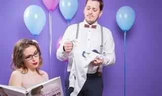 Neuf Mois a reçu la super annonce de grossesse de Morgane