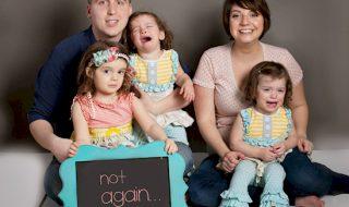 Humour et pleurs sont au rendez-vous de cette annonce de grossesse originale !