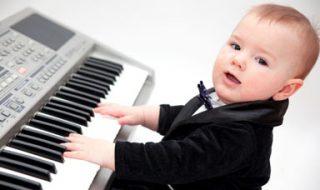 Apprendre à mon enfant la musique au bon tempo
