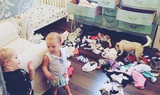 Le compte Instagram qui prouve que votre bébé n'est certainement pas le seul à faire des bêtises !