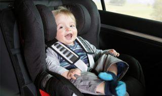 Une astuce simple pour protéger bébé en cas d'accident de voiture