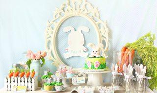 8 idées pour animer une baby shower sur le thème de Pâques