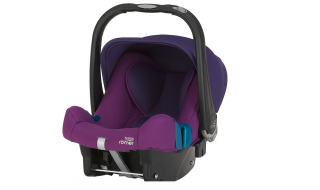 Test : Baby coque Baby-Safe Plus SHR II Britax