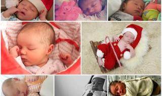 Nos bébés du mois de décembre 2015