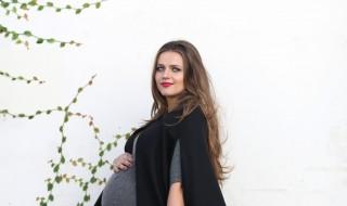 15 basiques très mode à s'offrir quand on est enceinte