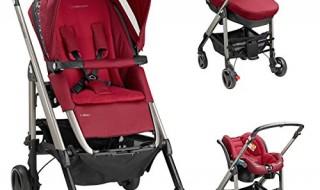 Poussette combinée Trio Loola Excel Robin Red Bébé Confort, 578€ au lieu de 719€, un bon plan ?