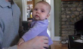 On a découvert la musique qui stoppe immédiatement les pleurs de bébé !