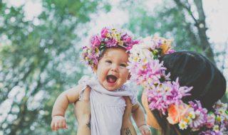 10 bébés trop craquants qui vont vous transmettre leur rire à coup sûr !