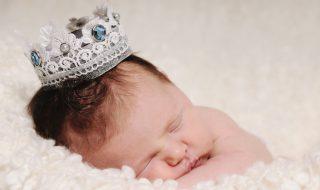 10 prénoms couronnés pour petites reines et petits rois