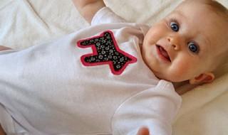 DIY : customisez le body de bébé